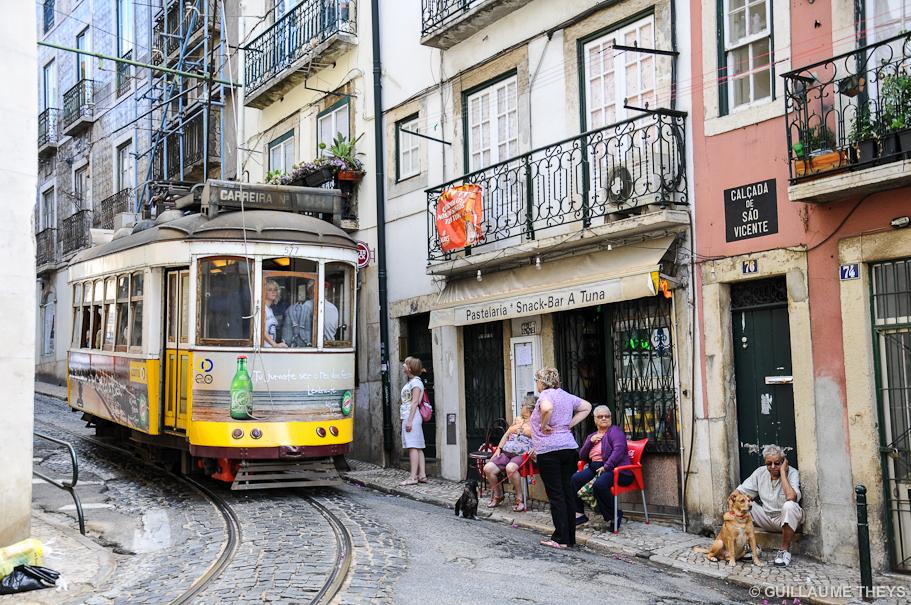 Street photography Lisbonne