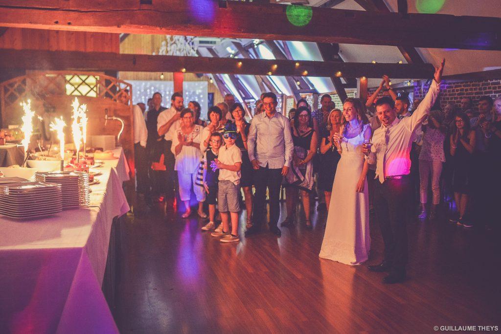 photo mariage domaine des cigognes