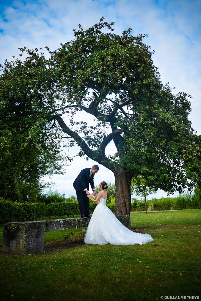 Photo mariage Carré du Hélin