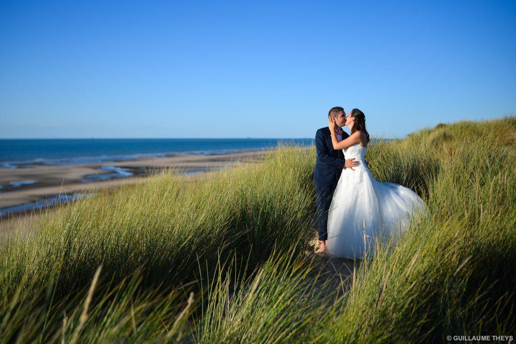 Photos mariage Cap blanc nez