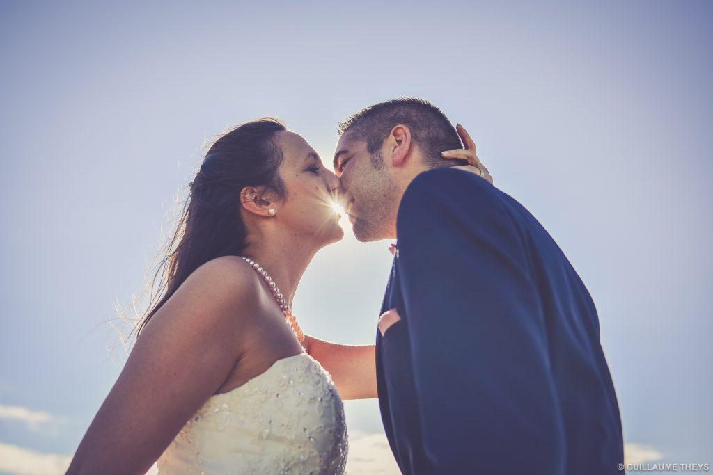 photo mariage Escales