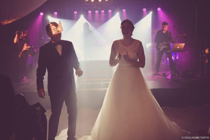 Photo mariage auberge du Tilleul