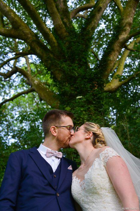 Photo mariage château de Premesques
