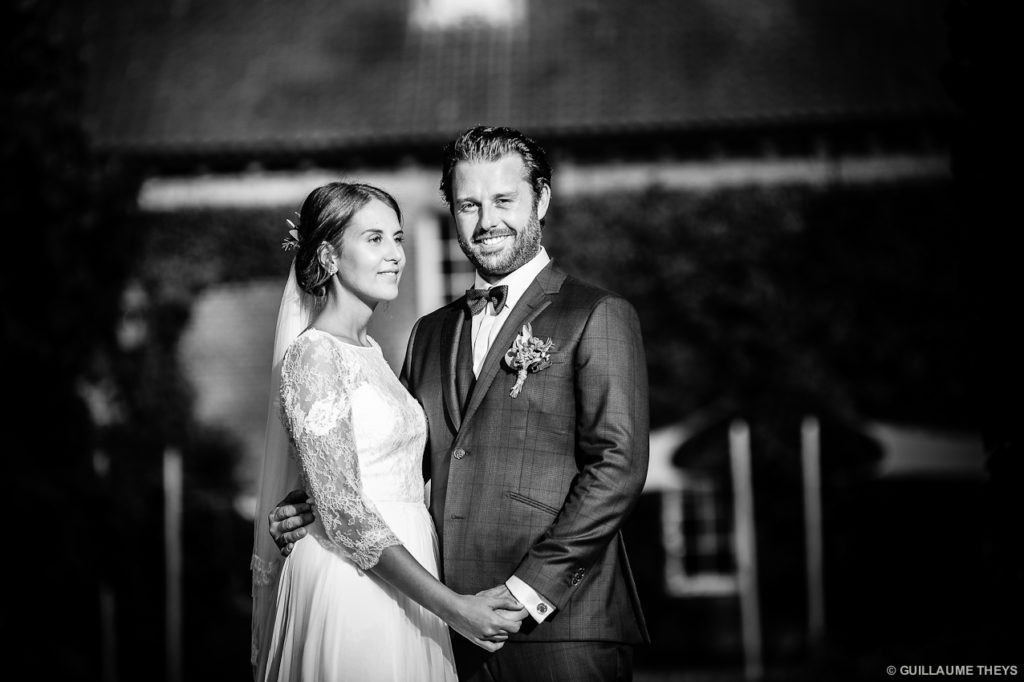 photos mariage ferme du balingue