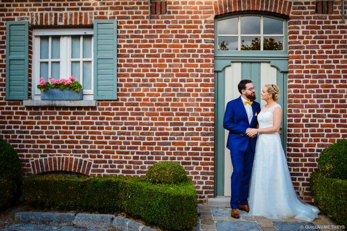 Photo mariage domaine de Ronceval
