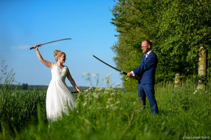 Photo mariage Saint-Amand-les-eaux