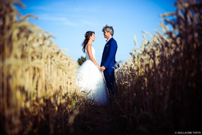 Photo mariage la calêche d'Esplechin