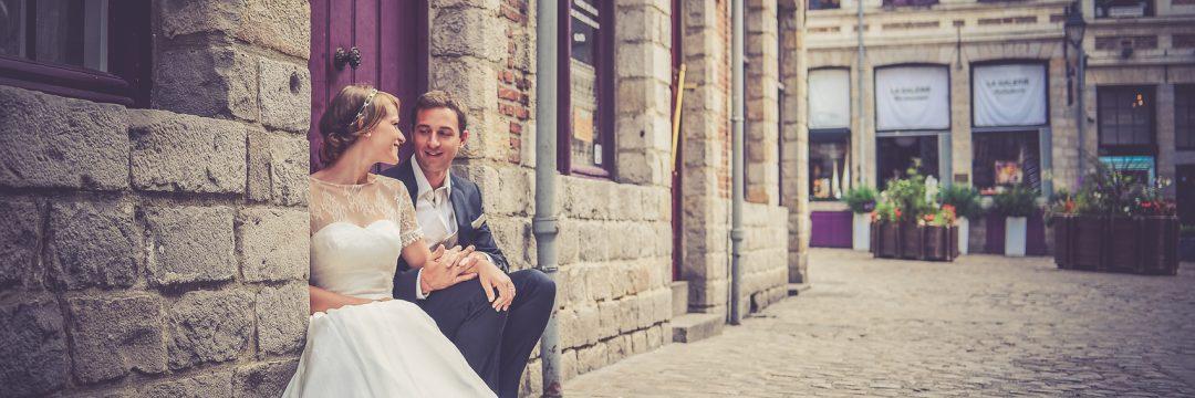 Photo mariage vieux-lille