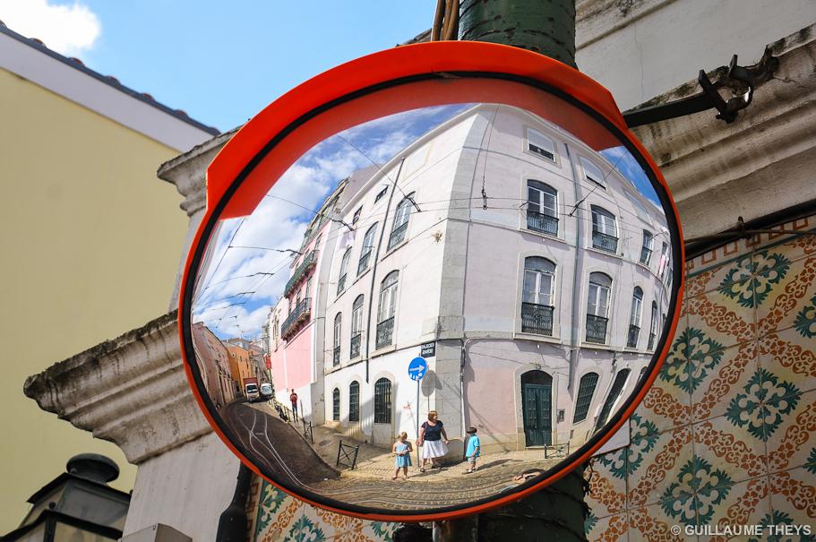 Photographie urbaine Lisobonne
